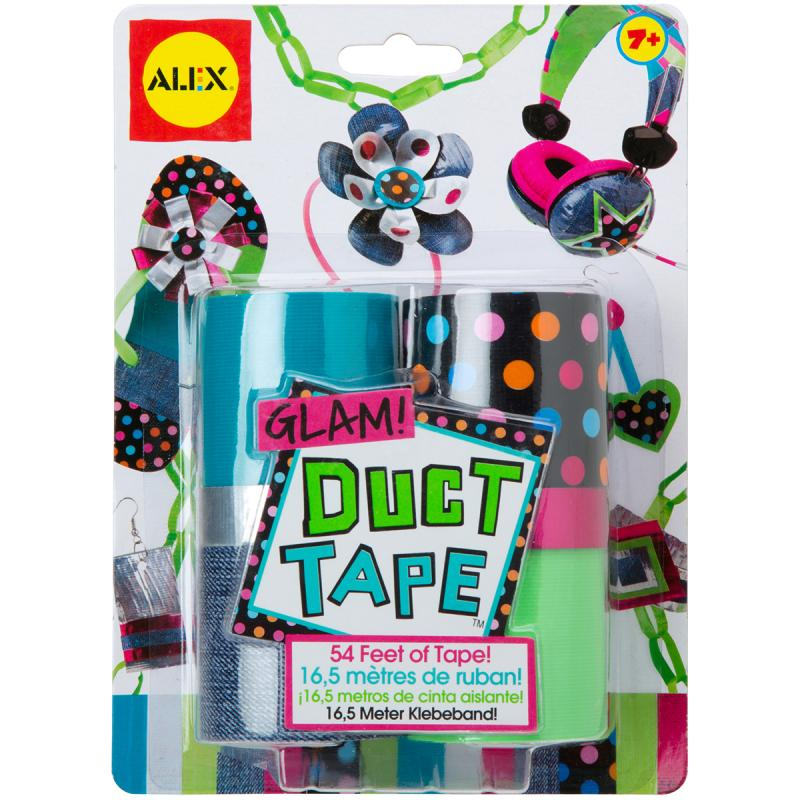 ALEX Toys Do-It-Yourself Glam Duct Tape