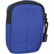 Olympus Camera Case Polyester Slim Blue - 202526