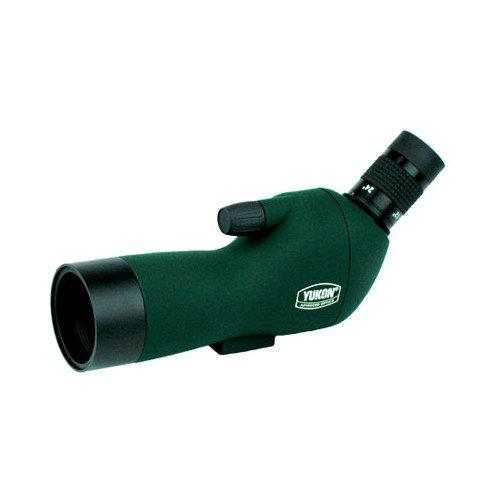 Yukon Optics 12-36x50 Firefall Spotting Scopes with Angled Eyepiece Kit