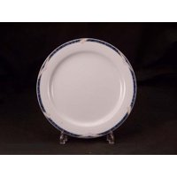 Arctic Blue #4089 Salad Plates, Dimensions: 8 3/8 Dia By Noritake