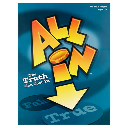Patch All In Board Game Ages 17+ ()