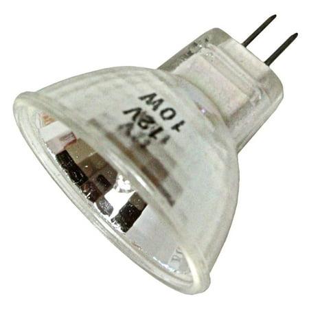 Hikari 00197 - JCR-8297 MR11/12V/10W/G4/30DEG MR11 Halogen Light