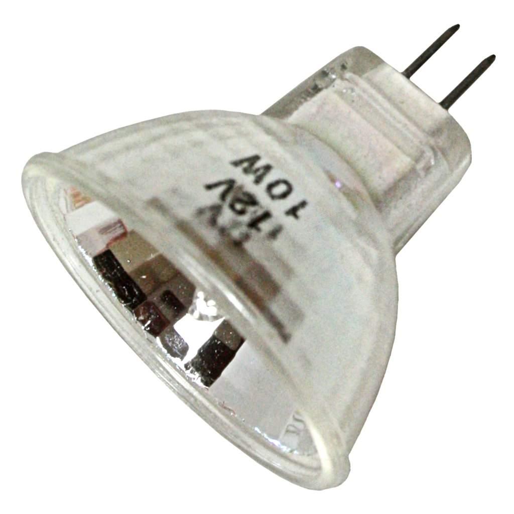 Hikari 00197 - JCR-8297 MR11/12V/10W/G4/30DEG MR11 Halogen Light Bulb