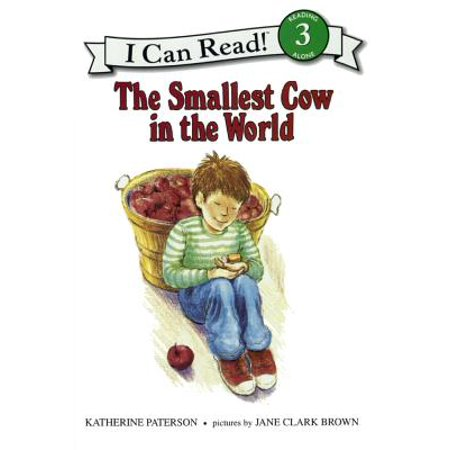 I Can Read Books: Level 3: The Smallest Cow in the World (Top 10 Smallest Car In The World)