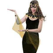 Black Cleopatra Accessory Set Halloween Costume Accessory