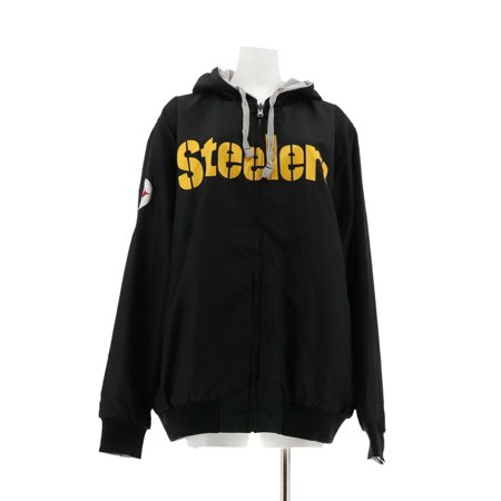outlet store 2f2f9 82e90 NFL Reversible Hoodie Jacket in Team Colors A295840