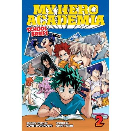 My Hero Academia: School Briefs, Vol. 2 : Training