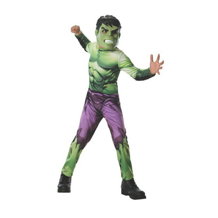 Hulk Kids Costume
