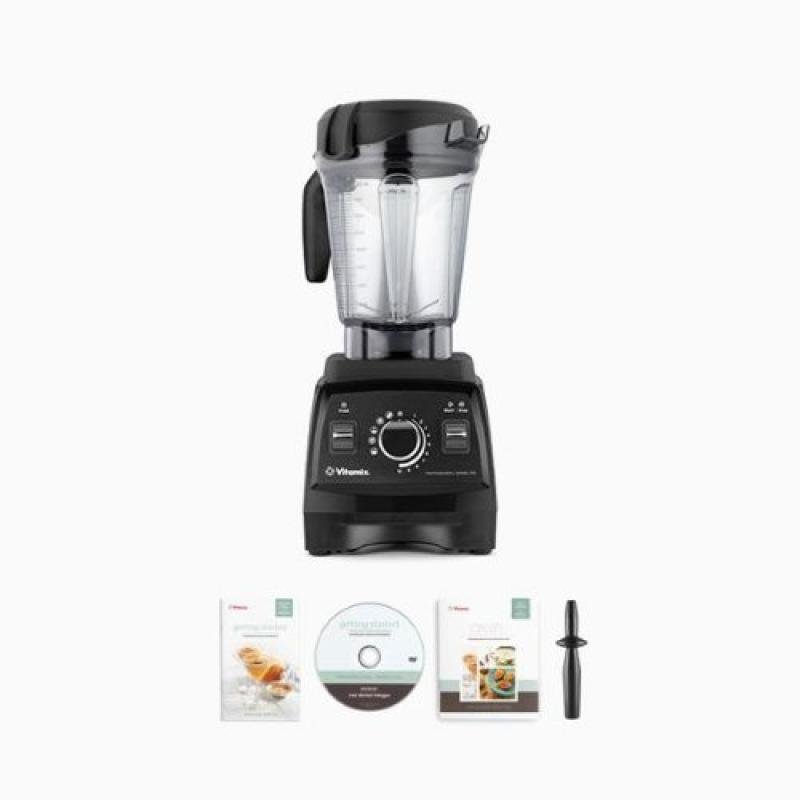Vitamix Professional Series 750 Black with 64-Oz. Container