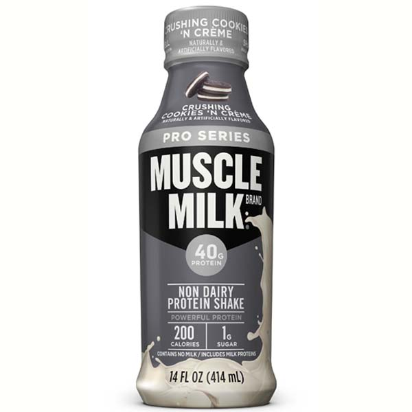 Muscle Milk Pro Series Crushing Cookies 'n Creme Protein ...