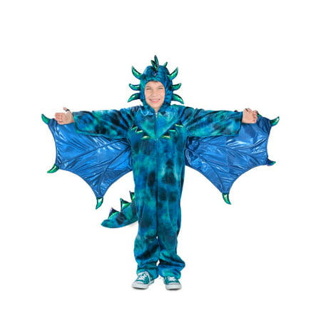 Halloween Toddler Sully the Dragon Costume - Drago Costume