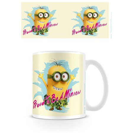 Minions - Ceramic Coffee Mug / Cup (Proud To Be A Minion)