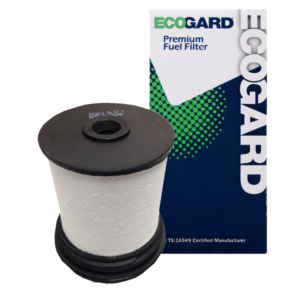 ECOGARD XF10307 Diesel Fuel Filter - Premium Replacement Fits Jeep Grand Cherokee