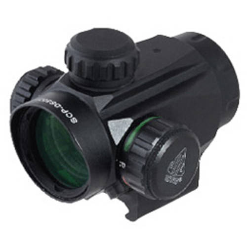 "Leapers Inc. UTG Instant Target Aiming Sight, 3.0"", 38mm, Black"