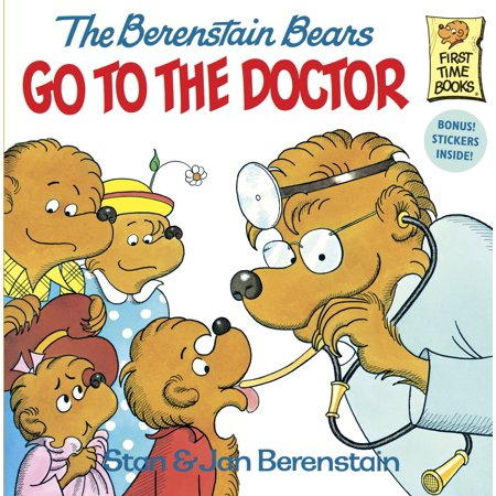The Berenstain Bears Go to the Doctor (Paperback)