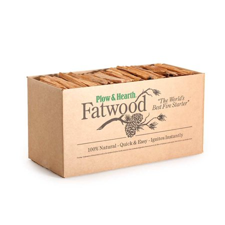 Easy-Start Fatwood Fire Starter, 35 lb. Box of Fatwood ()