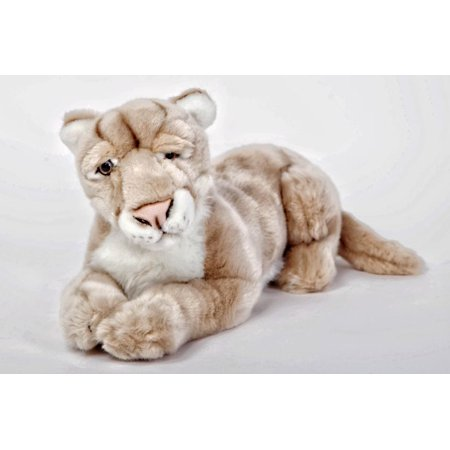 Mountain Lion - Cabin Critters Stuffed Animal -  North American Wildlife Collection