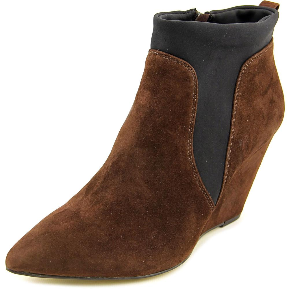Bella Vita Deryn Women W Pointed Toe Suede Ankle Boot by Bella Vita