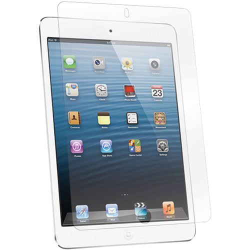 BodyGuardz UltraTough Clear ScreenGuardz for Apple iPad Mini Transparent - iPad