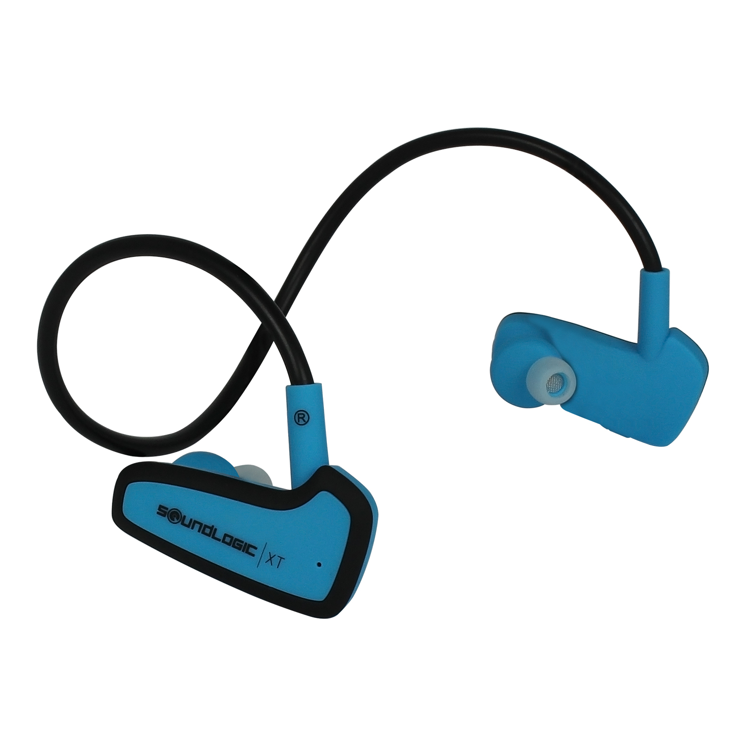 SoundLogic XT Wireless Bluetooth NFC In-Ear Active Sport ...