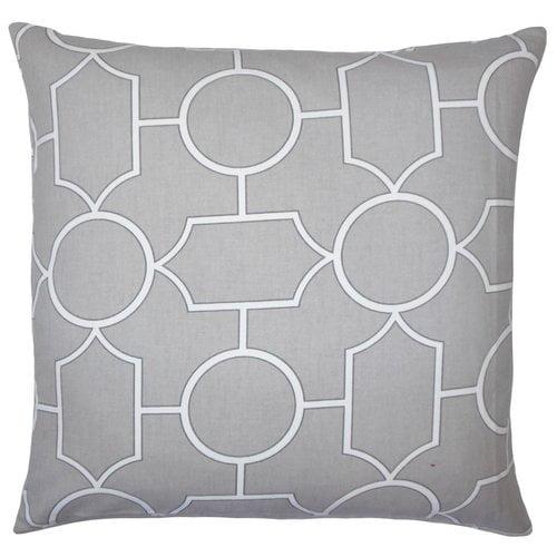 The Pillow Collection Samoset Geometric Bedding Sham