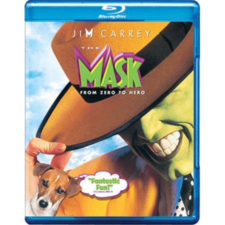 The Mask (Blu-ray)](Scary Pig Mask Movie)
