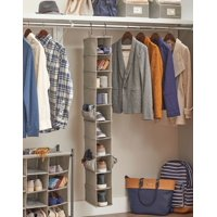2Ct Better Homes & Gardens Charleston 10-Shelf Closet Organizer Deals