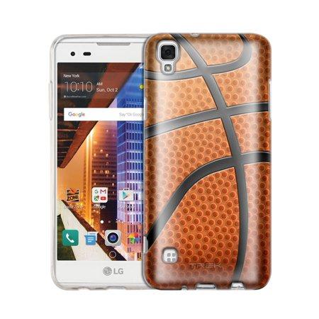 new style a27b9 de7e6 LG Tribute HD Basketball Close Up Slim Case