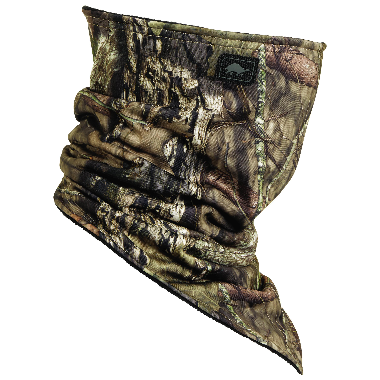 Turtle Fur Comfort Shell Bandana Face Shield, Micro Fleece Lined Neck Warmer