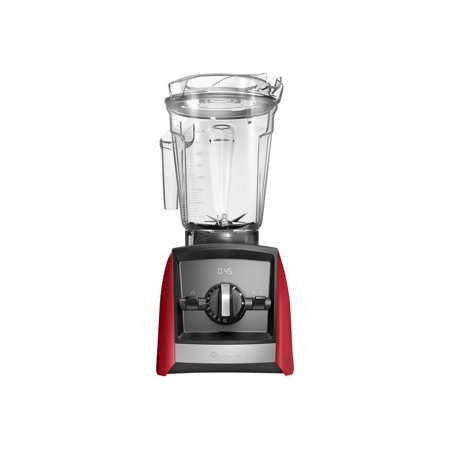 Vitamix Ascent Series A2500 - Blender - red