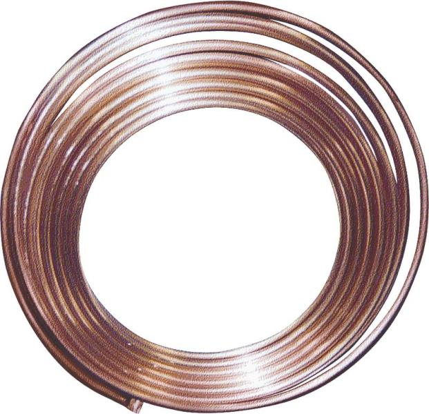 "Cardel REF-3/4 Refrigeration Copper Tubing, 3/4"" x 50\'"