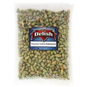 Universal Merchants Its Delish  Soy Beans, 4 oz