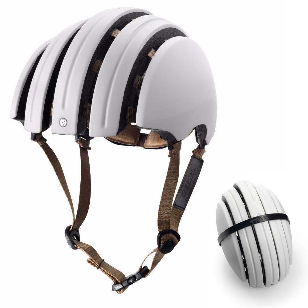 Brooks England Carrera Folding Helmet