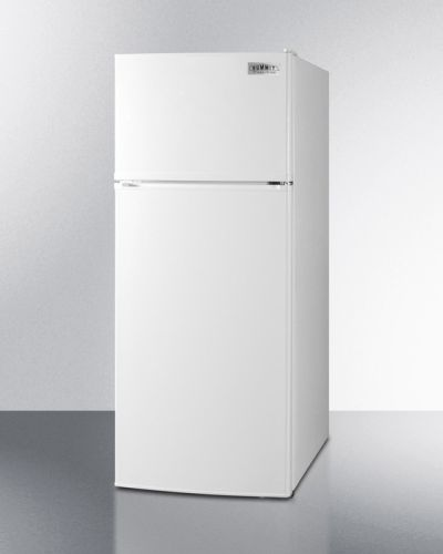 Energy Star Qualified Ada Compliant Refrigerator-Freezer - White