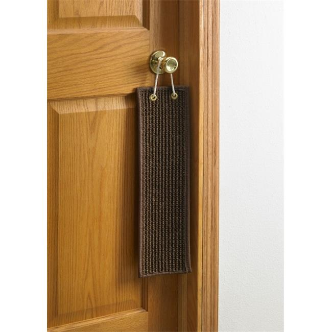 Sustainable Lifestyles Door Knob Hanging Sisal Scratch Pad