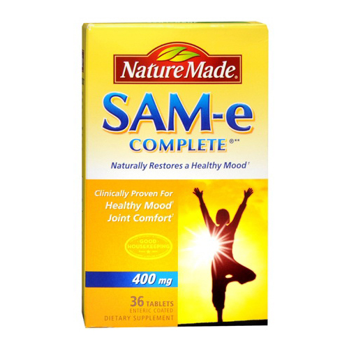 Naturemade Same-E Complete 400 Mg Enteric Coated Tablets - 36 Ea