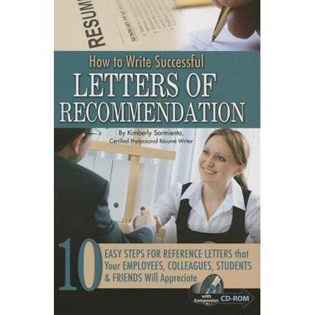 How to Write Successful Letters of Recommendation ()
