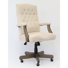 Linon Sinclair Office Chair Multiple Colors Walmart Com Walmart Com