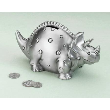 Lillian Rose  Dinosaur Pewter Bank
