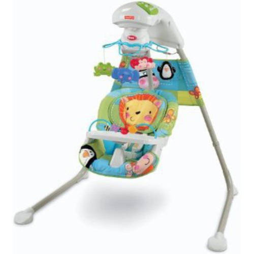 Fisher-Price Discover 'n Grow Cradle Swing