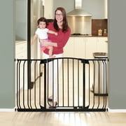 """Dreambaby Chelsea Auto-Close, Smart Stay-Open 38""""-53"""" Baby Gate"""