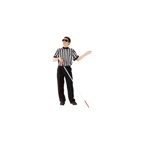 Costumes For All Occasions Fw90164 Blind Referee Boy
