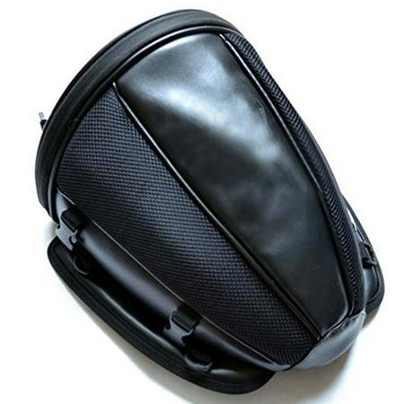 Motorcycle Rear Seat Bag Waterproof Luggage Tail Bags Helmet Saddlebag