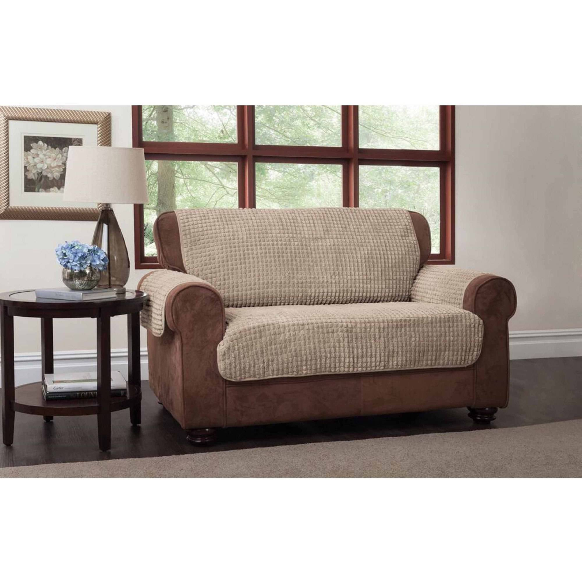 Innovative Textile Solutions Puff Sofa Protector