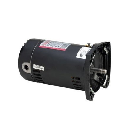 A.O. Smith USQ1052 0.5HP Square 48Y 115V/230V Pool Filter - Smith Pool Filter Motor