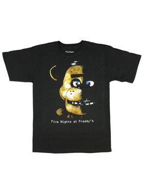 77cee2f0e Product Image Five Nights at Freddy's Eclipse Boys Black Shirt