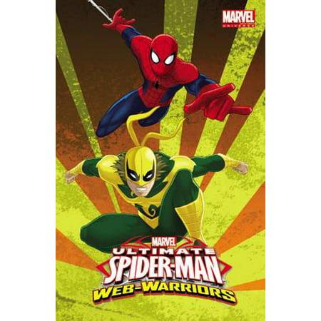 Marvel Universe Ultimate Spider-Man : Web Warriors Volume 2](Warrior Man)