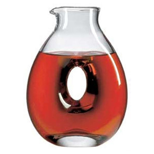 Ravenscroft Crystal Decanter Torus Decanter