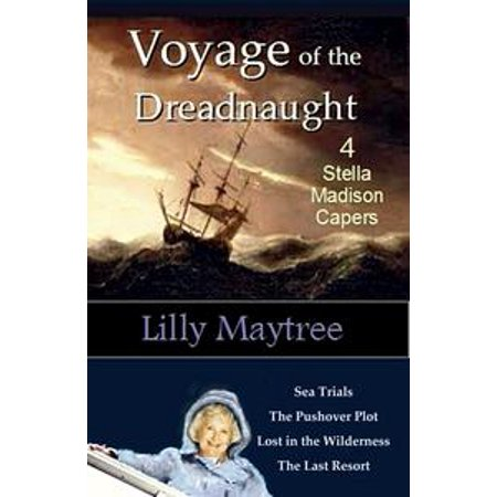 Madison Four (Voyage of the Dreadnaught: Four Stella Madison Capers -)