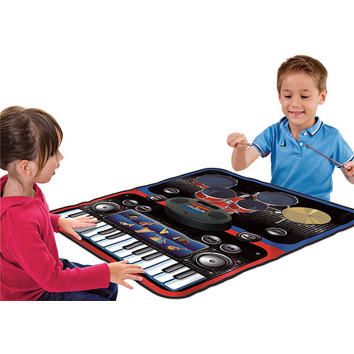 Little Virtuoso Musical Instrument Play Mat